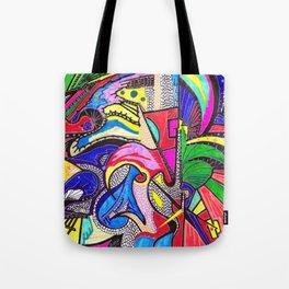 inksanity #22 Tote Bag