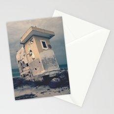 Beach house 2.0 Stationery Cards