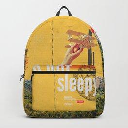 I'm not Sleepy Backpack