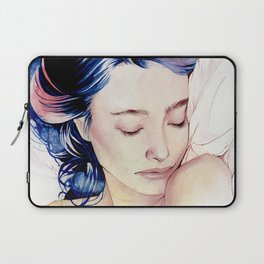 Between the sheets Laptop Sleeve