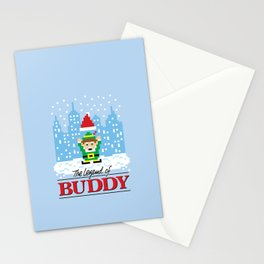 The Legend of Buddy Stationery Cards