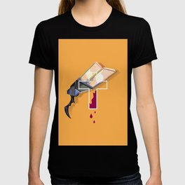 Lucian´s Gun Orange T-shirt