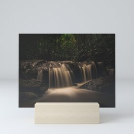 Waterfall Mini Art Print