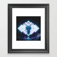 MENDES Framed Art Print