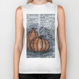 Pumpkin Pals Biker Tank