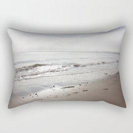 Broughty Ferry beach 5 Rectangular Pillow
