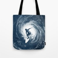 Category 5 Tote Bag
