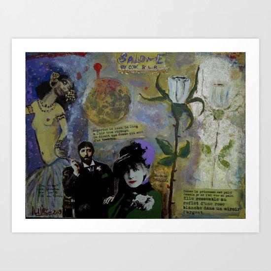 Salomé Art Print