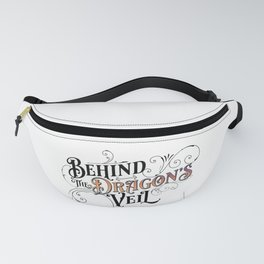 Behind the Dragon's Veil (The Dragarri Series by Christina Jolly) Fanny Pack