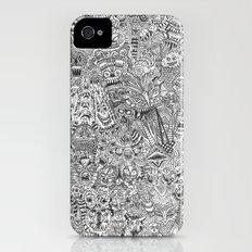 Commencement iPhone (4, 4s) Slim Case