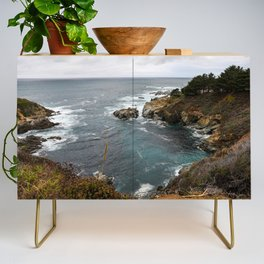 California Coastline Credenza