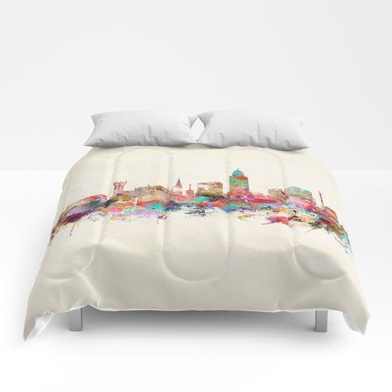 Lincoln nebraska Comforters