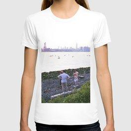 Williamsburg, Brooklyn. T-shirt