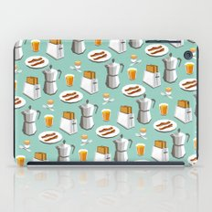 Happy breakfast! iPad Case