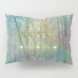Magic of the Woods Pillow Sham