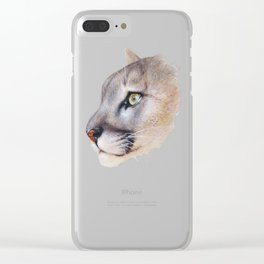 Ares Cougar Clear iPhone Case