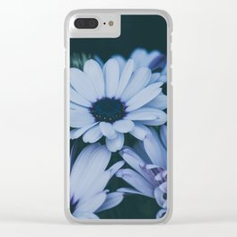 Flower Photography by Echo Grid Clear iPhone Case