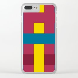 Gerd III Clear iPhone Case
