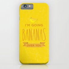 Going bananas over you iPhone 6s Slim Case