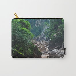Peruvian Amazon II Carry-All Pouch