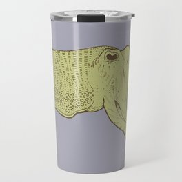 the gentle cuttle Travel Mug