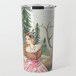 The Queen of the forest Travel Mug