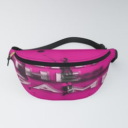 basketball poster Fanny Pack