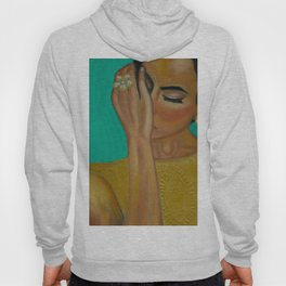 Anita - Golden Woman Hoody