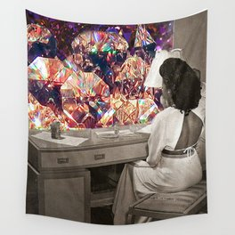Self love Wall Tapestry