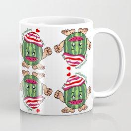 Watermelon B Coffee Mug