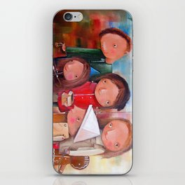Foundling iPhone Skin