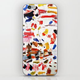Abstract Painting #2 iPhone Skin