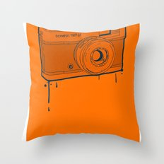 Trip 35 Throw Pillow