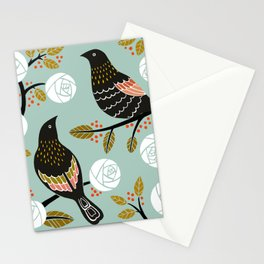 Winterbirds Stationery Cards
