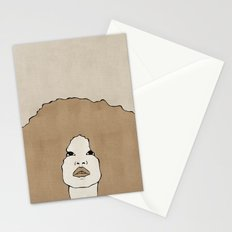 Female Two Stationery Cards