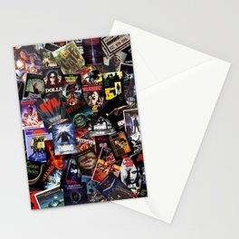 Horror Movie Vintage Collection Stationery Cards
