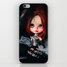Blythe Royal Soliloquy doll iPhone & iPod Skin
