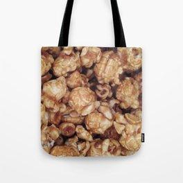 CARAMEL POPCORN Tote Bag
