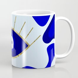 Lava All Seeing Evil Eye Coffee Mug