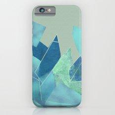 Aqua iPhone 6s Slim Case