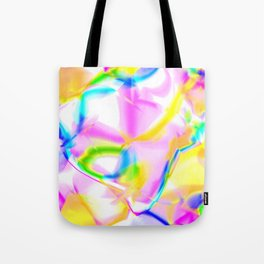Abstract Abstract YY Tote Bag