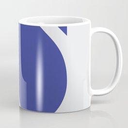scandinavian minimalist poster - stockholm - art, interior, drawing, decor, design, bauhaus, abstrac Coffee Mug