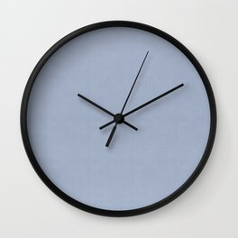 Echo Blue Cadet Wall Clock