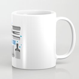 Land of afros Coffee Mug