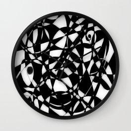 ONTHEVERGE1111 Wall Clock