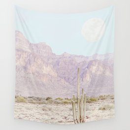 Moon Rise Wall Tapestry