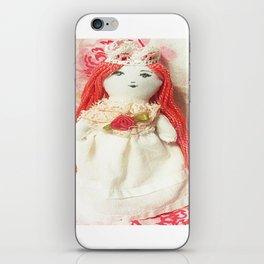 Princess Rosey iPhone Skin