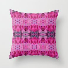Sierra Rose Throw Pillow