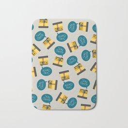 Say Cheese Bath Mat