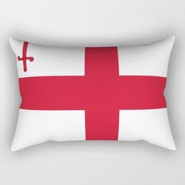 Flag of London Rectangular Pillow
